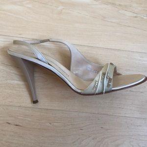 Giuseppe Zanotti satin heels